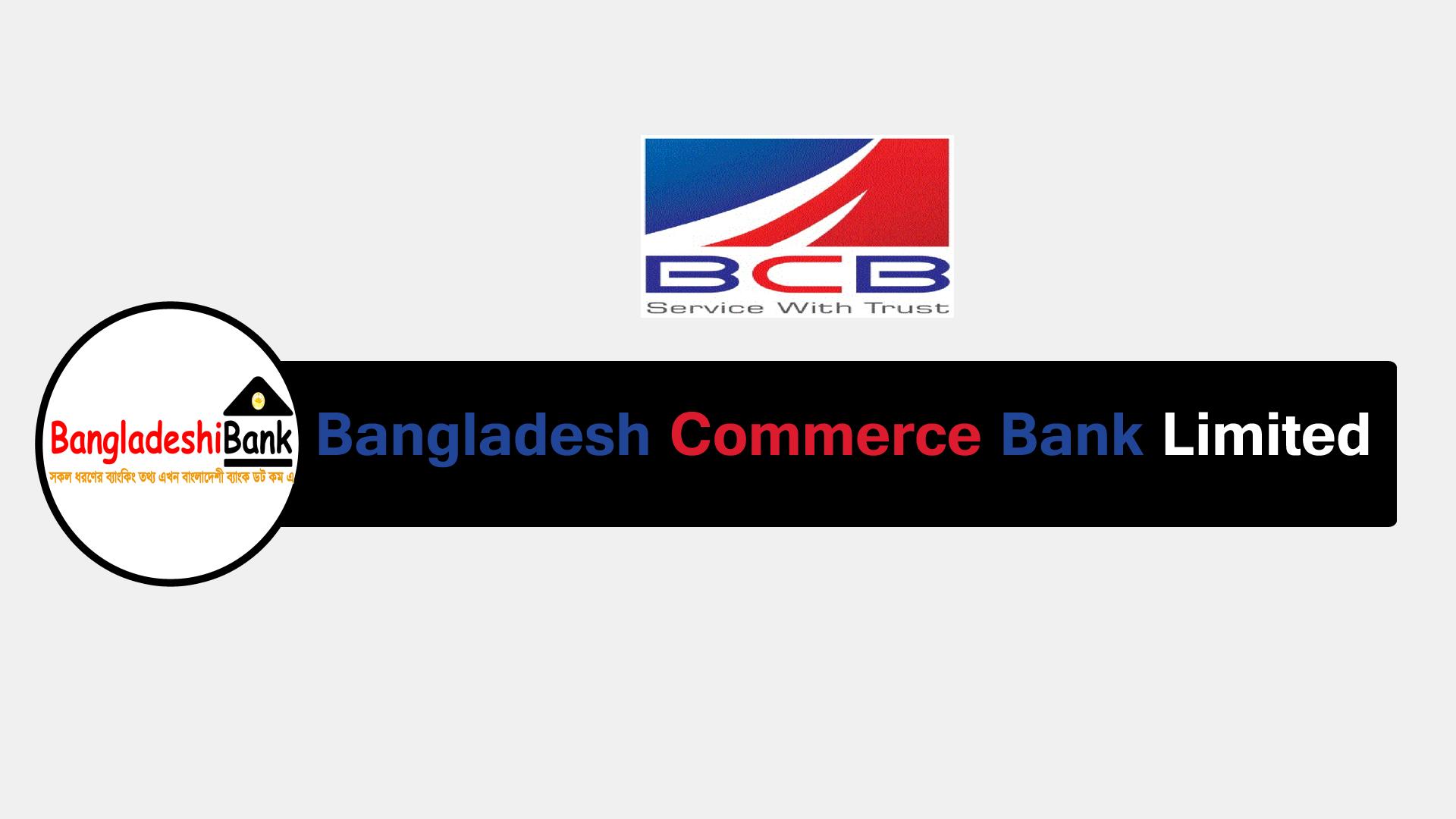 Bangladesh Commerce Bank Limited